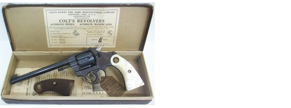 Collectible Vintage Firearms