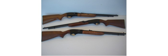 Remington Model 552 Speedmaster Rimfire Rifle Parts