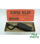 Kwik Klip Magazine Conversion - Long Action & Magnum Calibers - By Trexler Ind.