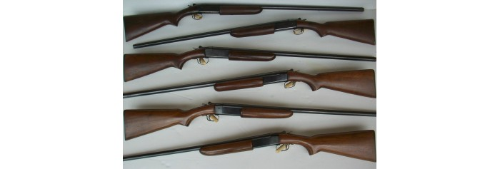 Winchester Model 37 Steelbilt Shotgun Parts